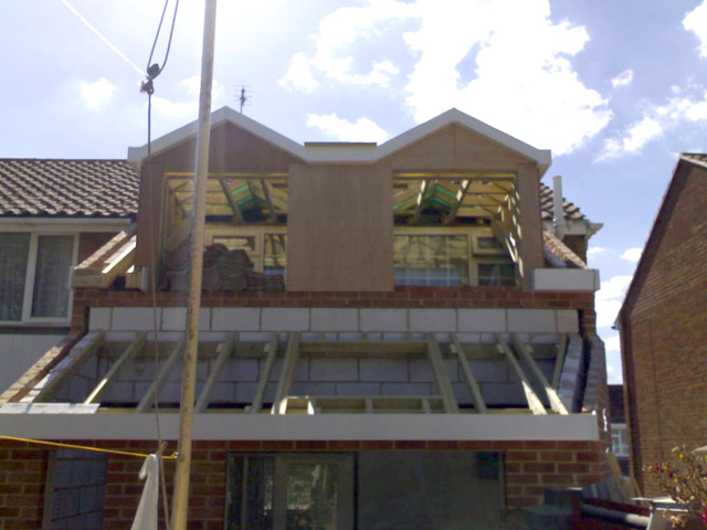Oliphant Construction  - Home Extensions, House Extension - Southampton